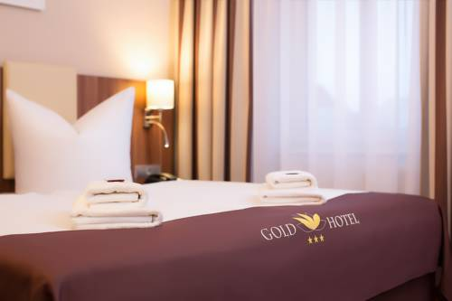 Gold Hotel in Berlin