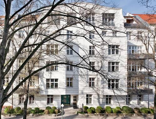 Hotel Garni Kleist am Kurfürstendamm in Berlin