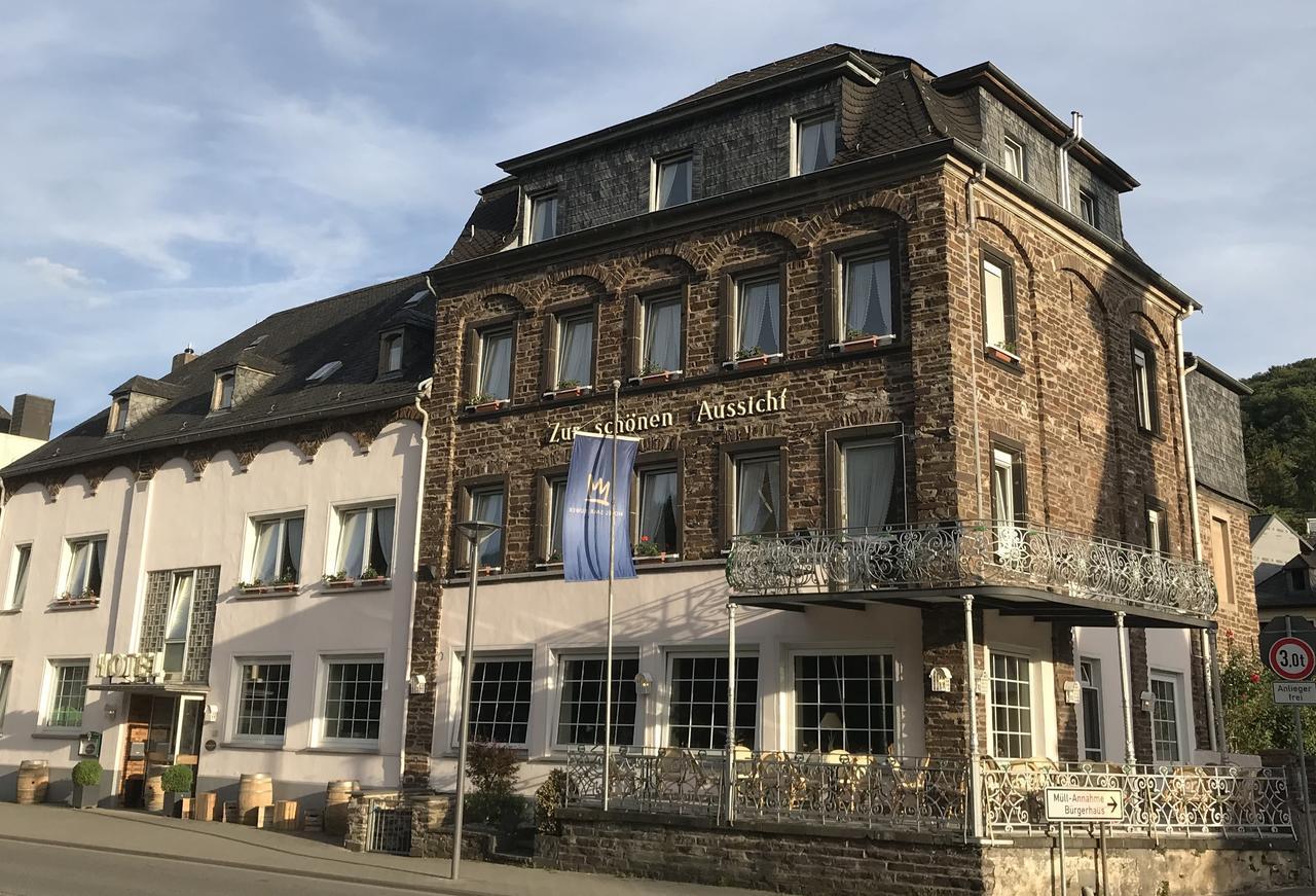 """Hotel-garni """"Zur schönen Aussicht"""" in Cochem"""