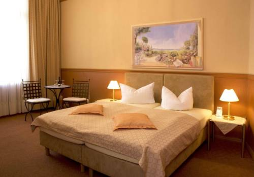 Hotel Pension Senta in Berlin