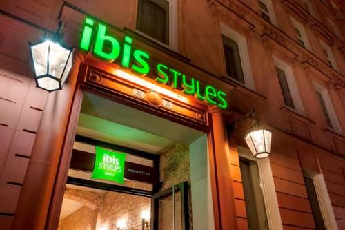 ibis Styles Berlin City Ost in Berlin