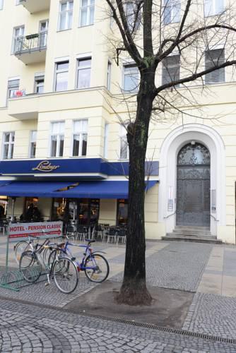 Pension Classic in Berlin