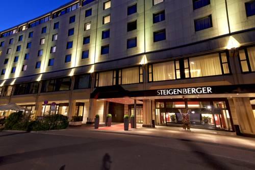 Steigenberger Hotel Berlin in Berlin