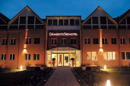 DämeritzSeehotel in Berlin