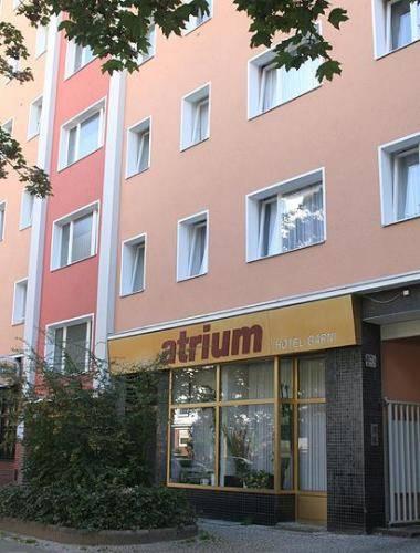 Hotel Atrium in Berlin
