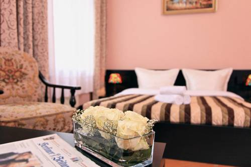 Hotel-Pension Cortina in Berlin