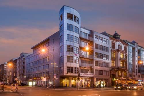 Novum Hotel City B Berlin Centrum in Berlin